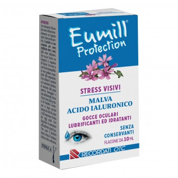 eumill protection gocce oculari lubrificanti 10ml