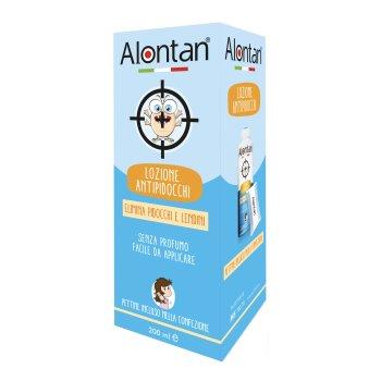 alontan antipidocchi lozione 200 ml