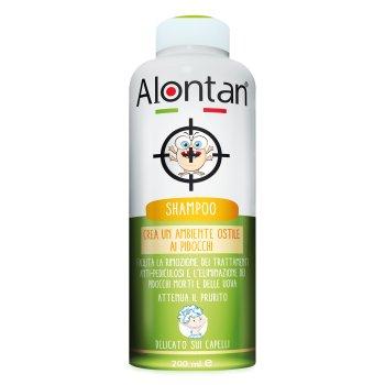 alontan antipidocchi shampoo 200 ml