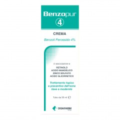 BENZOPUR 4 CREMA 30ML