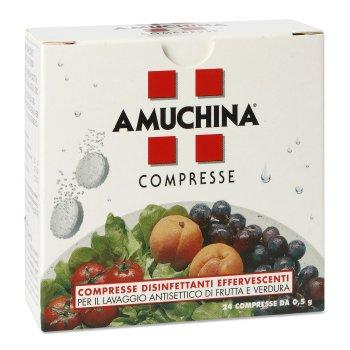 amuchina 24 cpr 1g