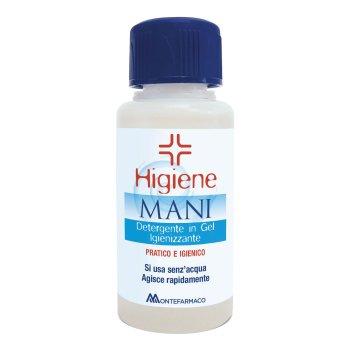higiene gel mani igienizzante 100ml