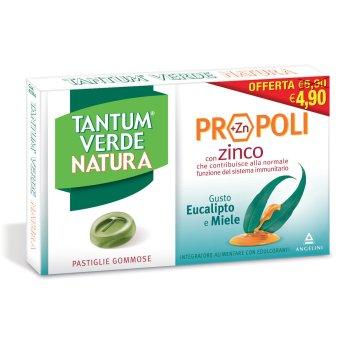 tantum verde pastiglie gommose gusto eucaliptolo & miele