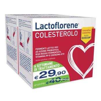 lactoflorene colesterolo bi-pack