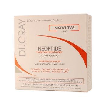 ducray neoptide lozione anti-caduta capelli 3 flaconcini 30 ml