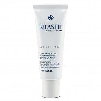 rilastil multirepair crema antirughe idro-riparatrice - pelle secca  40 ml