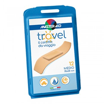 m-aid cerotto travel medio 12p