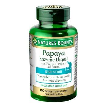 papaya enzyme digest 90 tavolette