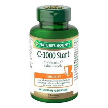 vitamina c-1000 start 60 tavolette