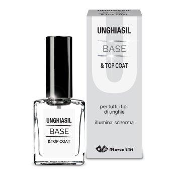 unghiasil base & top coat 10ml