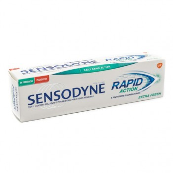sensodyne dent.rapid action