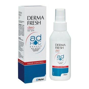 dermafresh ad hoc odor control