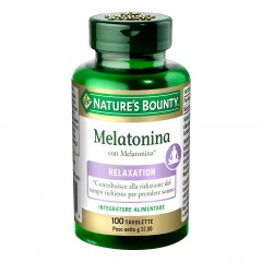 melatonina 100tav
