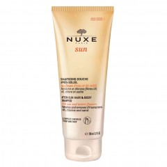 NUXE SUN Shampoo Doccia Doposole Corpo e Capelli 200ML
