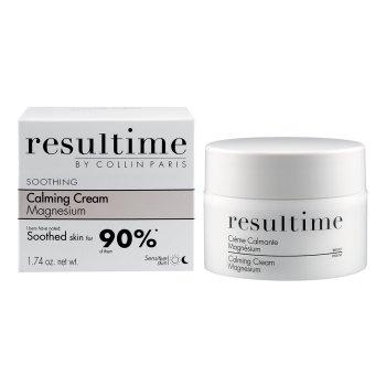 nuxe resultime crema viso lenitiva magnesio 50ml