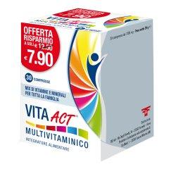 Vita Act Multivitaminico Adulti 30 Compresse