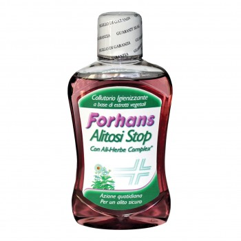 forhans alitosi stop coll500ml