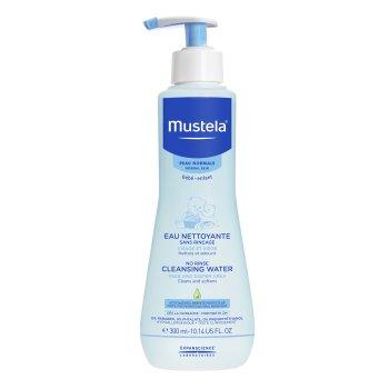 mustela fluido detergente senza risciacquo 300 ml