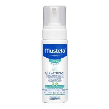 mustela shampoo mousse