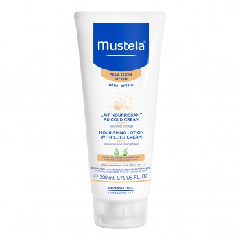 mustela crema nutriente cold cream viso 40 ml