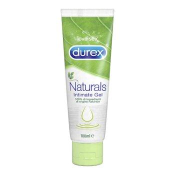 durex gel lubrificante naturals intimate 100ml