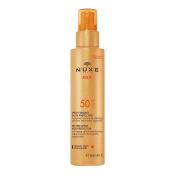 nuxe sun spray fonda spf50 150