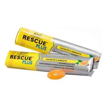 rescue plus gusto arancio e sambuco 10 confetti