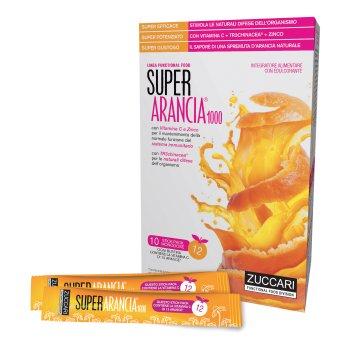 zuccari super arancia 1000 10 stick-pack 3,7 g