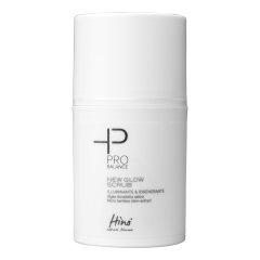 Hino Natural Skincare Pro Balance New Glow Scrub - Esfoliante Viso e Dècolletè - 50 ml