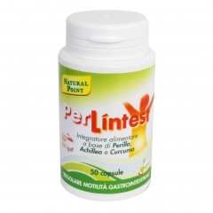 PerLintest NATURAL POINT 50 Capsule