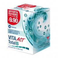 VITA ACT Total Vitamine B 40 Compresse