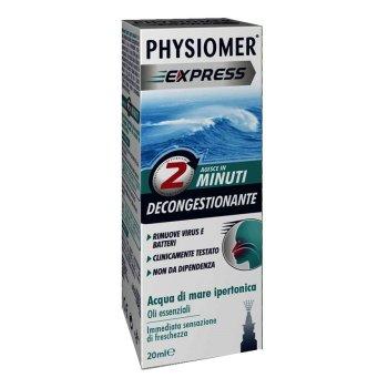 physiomer decongest 20ml