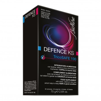 defence ks tricosafe 100 60 compresse