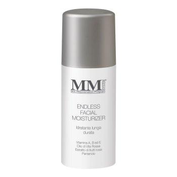mm system endless facial moisturizer - crema idratante lunga durata - 50ml