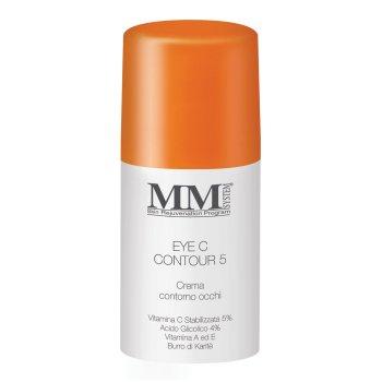 mm system eye c contour 5 - crema contorno occhi antiossidante - 30ml