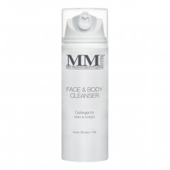 mm system face body cleanser detergente viso e corpo 150ml