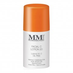 mm system facial c lotion 20 lozione viso 30ml