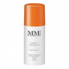 mm system facial c masque 10 maschera vitamina c 50ml