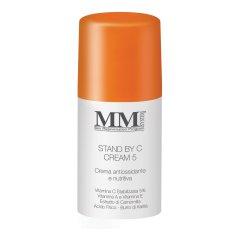 Mm System Stand By C Cream 5 - Crema Antiossidante e nutritiva -  30ml
