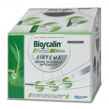 bioscalin physiogenina sistema
