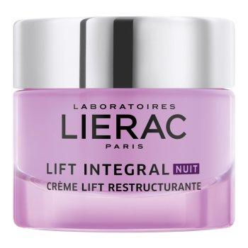 lierac lift integral crema liftante ristrutturante notte effetto guaina 50ml