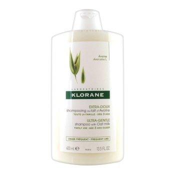 klorane shampoo latte avena 400ml