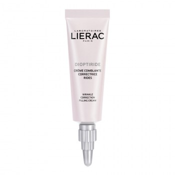 lierac dioptiride crema correzione rughe occhi 15 ml