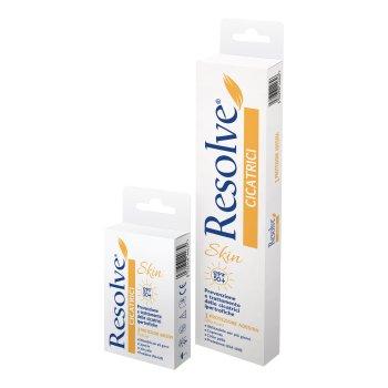 resolve-cicatrici skin 25x4 1p