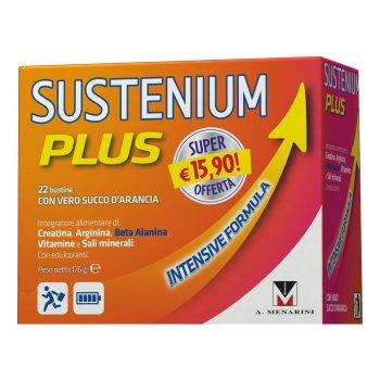 sustenium plus 22bust promo