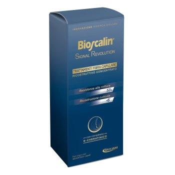bioscalin signal revolution trattamento ricostruttivo concentrato capelli 150ml