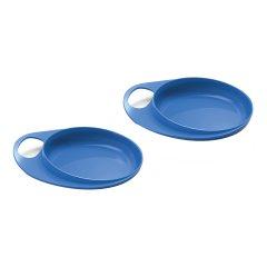 nuvita piatto easy eating blu