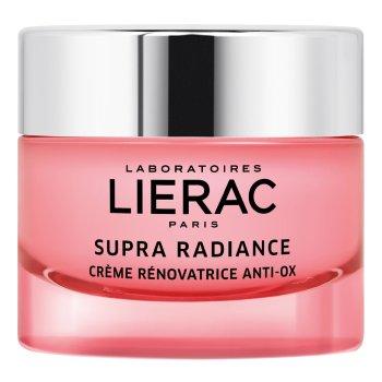 lierac supra radiance crema anti-ossidante rinnovatrice giorno 50ml
