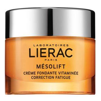 lierac mesolift crema fondente vitaminizzata correzione fatica 50 ml