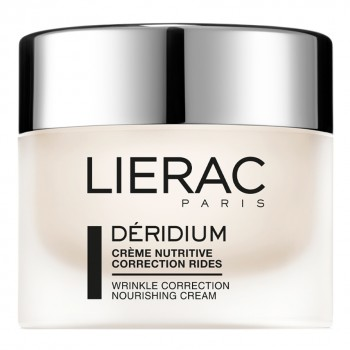 lierac deridium crema nutriente rughe 50 ml